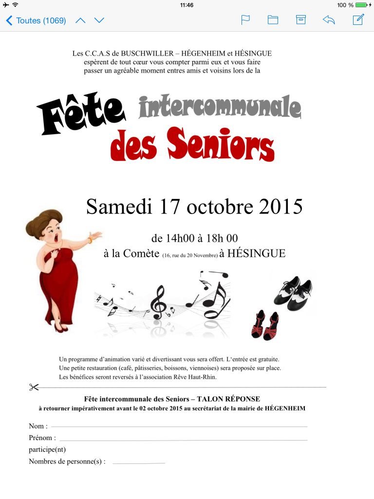 Rencontre seniors 17
